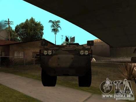 S. w. a. T aus Counter Strike Source für GTA San Andreas linke Ansicht