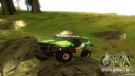 Raptor für GTA San Andreas linke Ansicht