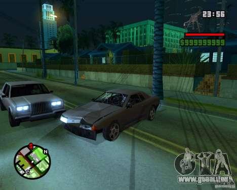 New Windows Crashes für GTA San Andreas zweiten Screenshot