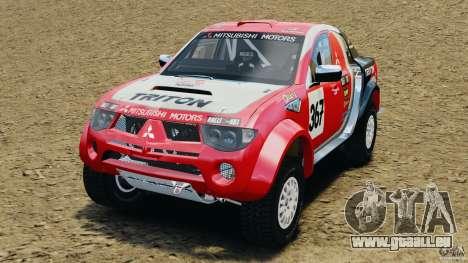 Mitsubishi L200 Triton pour GTA 4