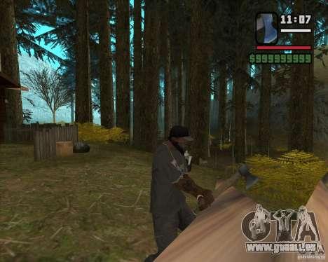 Haus Jäger v3. 0 Final für GTA San Andreas fünften Screenshot