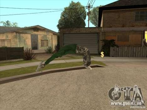 Parkour 40 mod pour GTA San Andreas neuvième écran