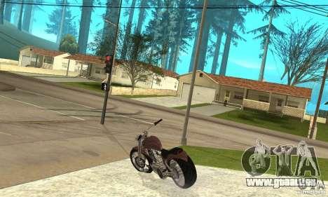 TLAD_Lucan für GTA San Andreas zurück linke Ansicht