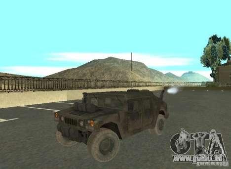 Hummer Cav 033 für GTA San Andreas