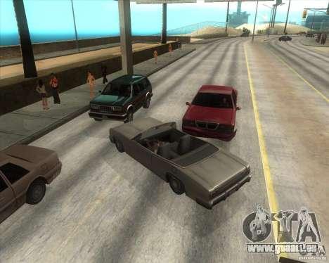 MOD de Jyrki pour GTA San Andreas huitième écran