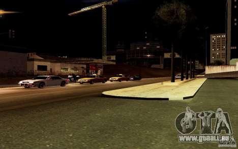 Un nouvel algorithme pour la circulation automob pour GTA San Andreas septième écran