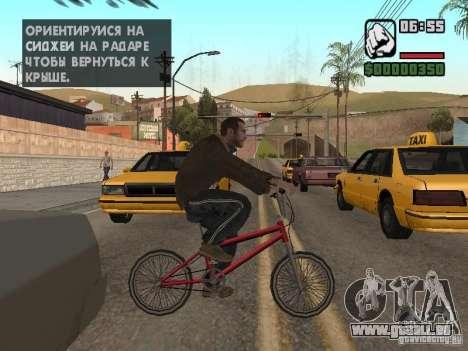 Niko Bellic für GTA San Andreas neunten Screenshot