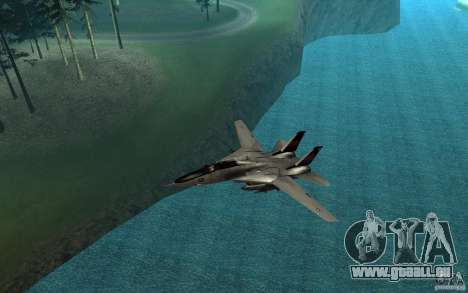 F-14A Screaming Eagles VF-51 pour GTA San Andreas