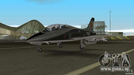 I.A.R. 99 Soim 722 für GTA Vice City linke Ansicht