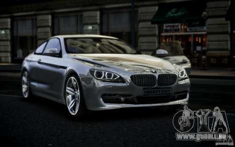 BMW 640i F12 pour GTA 4