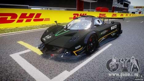 Pagani Zonda R 2009 pour GTA 4