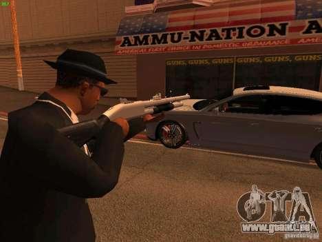 TeK Weapon Pack für GTA San Andreas achten Screenshot