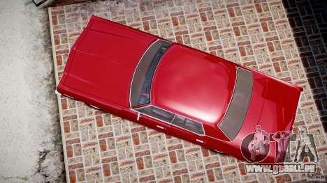 Dodge Monaco 1974 pour GTA 4 est un droit
