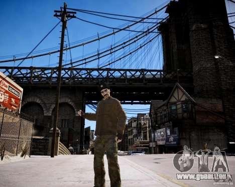 Niko - Stalin pour GTA 4 cinquième écran