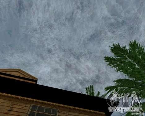 Neue Wolken für GTA San Andreas fünften Screenshot