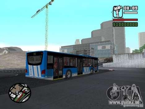 Design-X4-Dreamer pour GTA San Andreas vue arrière