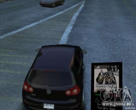 Thème GTAViceCity.RU pour GTA 4 secondes d'écran