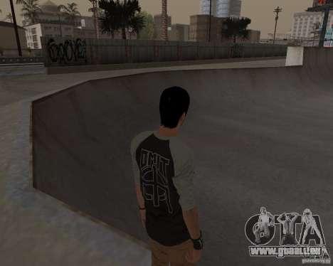 Tony Hawks Cole pour GTA San Andreas cinquième écran