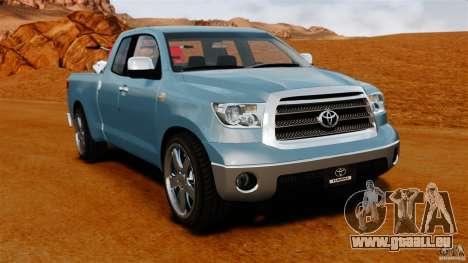 Toyota Tundra 2011 pour GTA 4