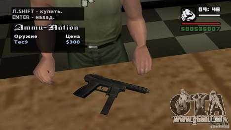 Montage HD pour GTA San Andreas sixième écran