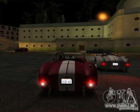 IVLM 2.0 TEST №3 pour GTA San Andreas neuvième écran
