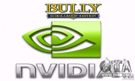 Botte clipart Bully Scholarship Edition pour GTA San Andreas cinquième écran