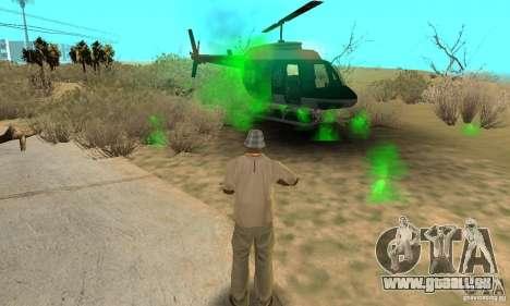 SpecDefekty für GTA San Andreas fünften Screenshot