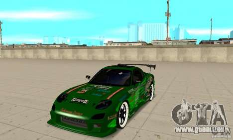 Mazda RX-7 ings pour GTA San Andreas