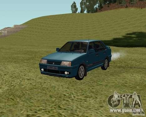 VAZ 21099 Suite für GTA San Andreas