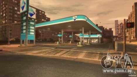 Aral Tankstelle pour GTA 4