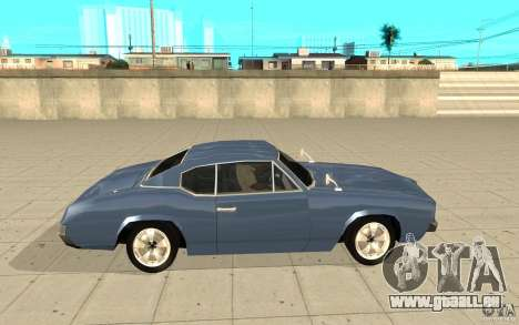 Hengst von GTA 4 für GTA San Andreas linke Ansicht
