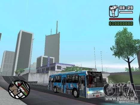 Marcopolo Torino GV Trolebus für GTA San Andreas