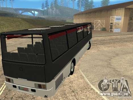 Ikarus Z50 pour GTA San Andreas vue de droite