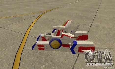 White Base 2 pour GTA San Andreas laissé vue