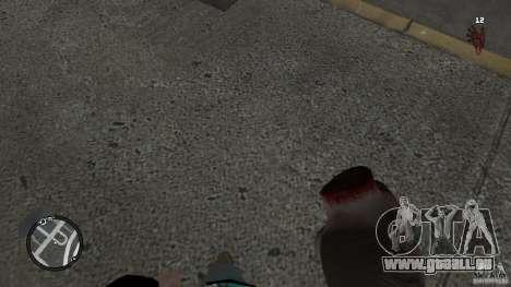 Granate teste mozzate pour GTA 4 quatrième écran