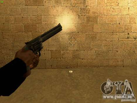44.Magnum für GTA San Andreas siebten Screenshot