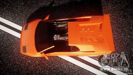 Lamborghini Diablo 6.0 VT pour GTA 4 est un droit