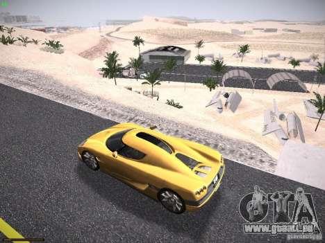 LiberrtySun Graphics ENB v3.0 pour GTA San Andreas quatrième écran