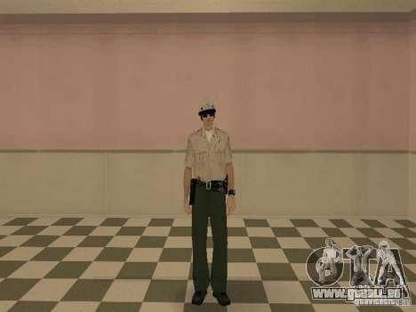 Los Angeles Police Department für GTA San Andreas her Screenshot