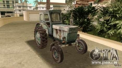 Tracteur t-40 pour GTA Vice City