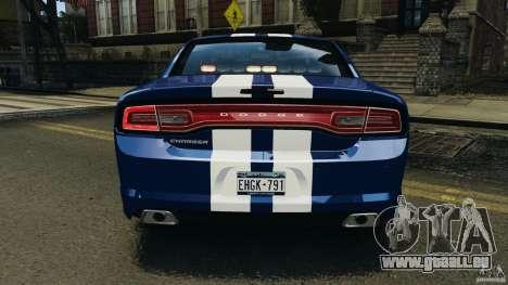 Dodge Charger Unmarked Police 2012 [ELS] für GTA 4 Räder