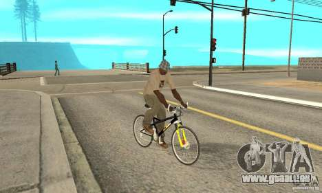 KTM Bike beta für GTA San Andreas rechten Ansicht