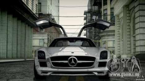 Direct B 2012 v1.1 pour GTA San Andreas troisième écran