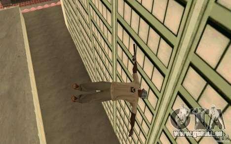 Neue fallen für GTA San Andreas