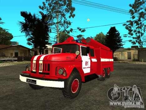 ZIL 131 Feuer für GTA San Andreas
