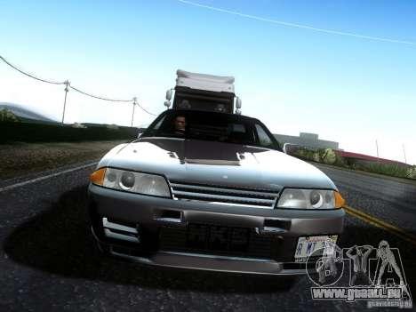 Nissan Skyline GT-R R32 1993 Tunable für GTA San Andreas rechten Ansicht