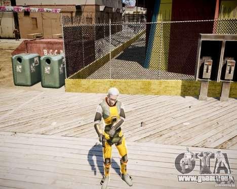 Morgan Freeman pour GTA 4 cinquième écran