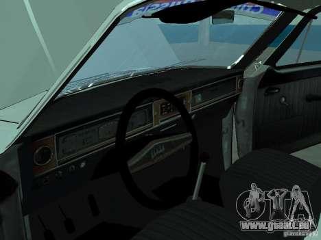 GAZ 24p pour GTA San Andreas vue de côté