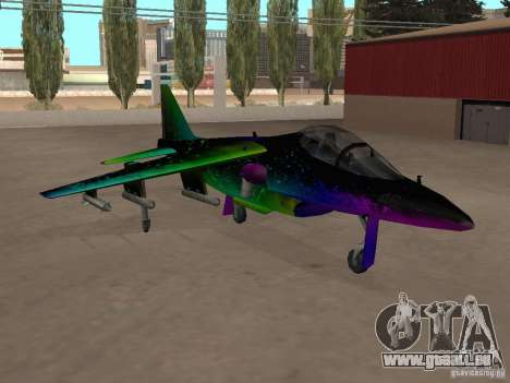 Colorful Hydra für GTA San Andreas