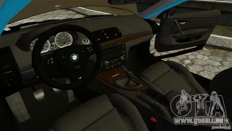 BMW 135i HellaFush pour GTA 4 est un droit